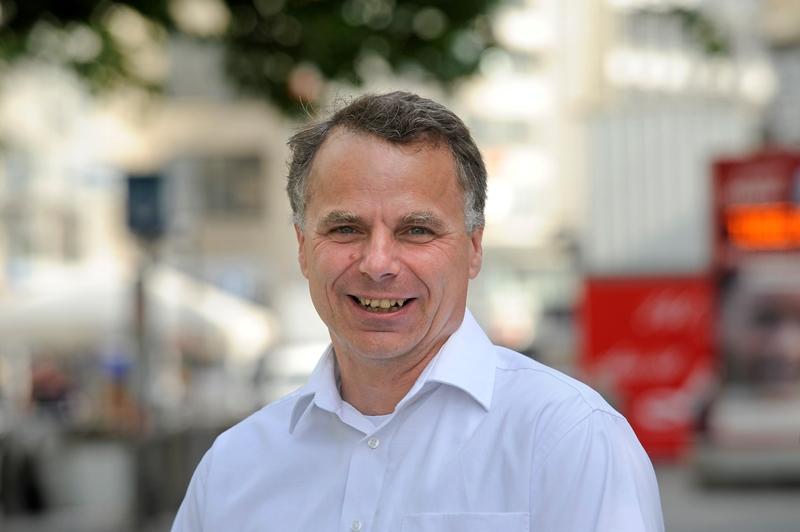 Dr. Kurt Kühnpast, Projektleiter und ehrenamtlicher Pate