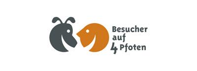 Logo Besucher auf 4 Pfoten