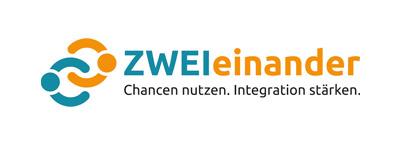 ZWEIeinander Logo